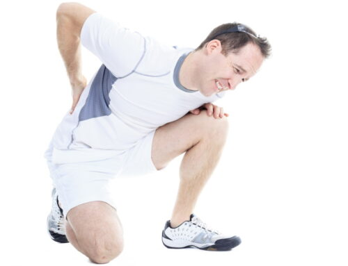 Lower Back Pain from Playing Tennis