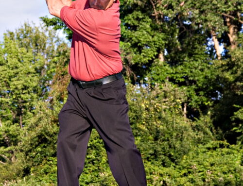 Lower Back Pain in Golfers