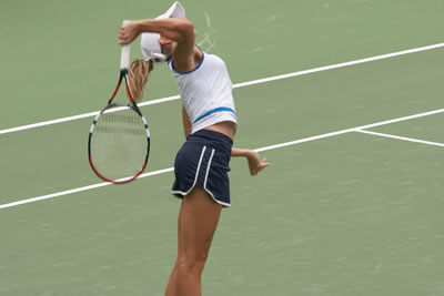 Physiotherapy for Tennis Players